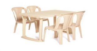 قیمت میز صندلی 4 نفره