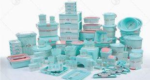 ظروف پلاستیکی جدید عروس